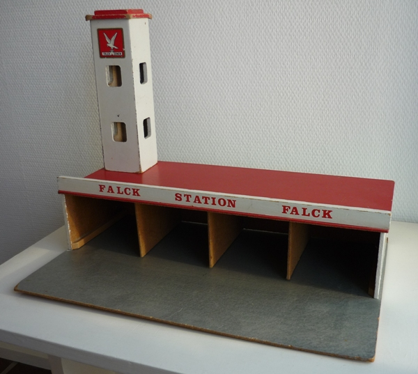 Falck station